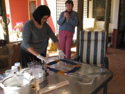 Irene_wrapping_the_yarn_up_2